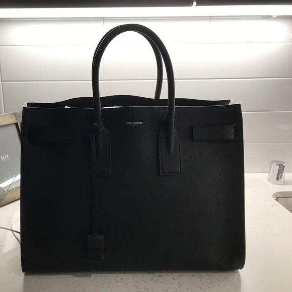 ddc5f7182879 Yves Saint Laurent Bags | Saint Laurent Sac De Jour Mens Size | Poshmark